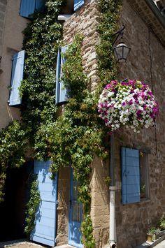 Gigondas Village, Provence, France