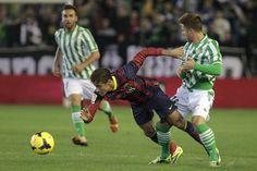 Las imágenes del Betis-Barça | Betis 1-4 FC Barcelona [10.11.13]