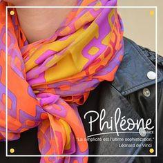 """La Maison des Canuts on Instagram  """"La Maison des Canuts est fière de vous  présenter sa nouvelle marque ✨Philéone ! Une collection d accessoires  textiles ... def9c37283f"""