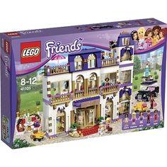 Gezien op beslist.be: Lego friends - 41101 heartlake hotel