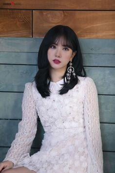 Korean Girl Groups, South Korean Girls, Extended Play, Gfriend Album, Sinb Gfriend, Jung Eun Bi, Cloud Dancer, Pretty Asian, G Friend