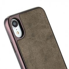 9bd10054d119bc The Ted Baker iPhone XR Case in Connect Inlay Grey is made from the finest  Italian
