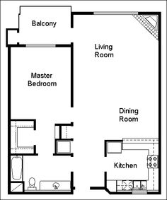 Small Master Bedroom Floor Plan master bedroom floor plans |  your opinion on these remodeling