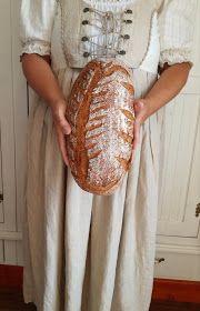 Truhlice: Podmáslový kváskový chléb - recept Bread, Food, Meal, Essen, Hoods, Breads, Meals, Sandwich Loaf, Eten