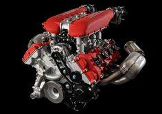 Ferrari 4.5L F136FB V8