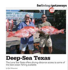 Deap Sea Texas #Texas www.fwtx.com