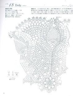 Crochet Lace 2012 - Basil - Basil's blog