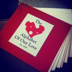 Alphabet Love Story | Pinning with Mrs. Pennington
