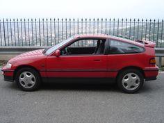 1991 Honda Civic CRX  Si.