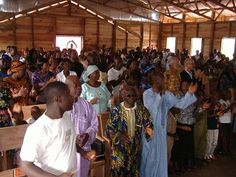 cameroon Africa - Gospel Baptist