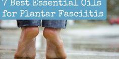 7 Best Essential Oils for Plantar Fasciitis | Backdoor Survival