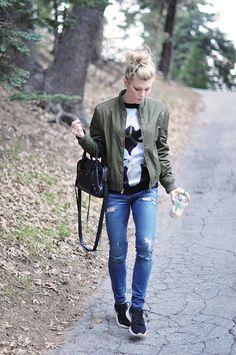 jeans_sneakers_flight jacket