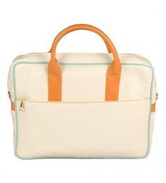 Offwhite laptop bag