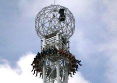 O altfel de distractie Ferris Wheel, Fair Grounds, Big Wheel