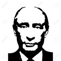 Image result for putyin monochrom