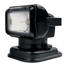 GoLight RadioRay Remote-Controlled Search Light