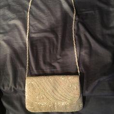 Vintage LA Regale purse Elegant vintage white beaded LA Regale shoulder purse La Regale Bags Shoulder Bags
