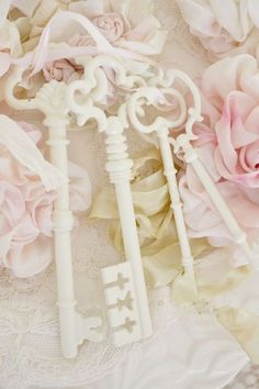 Dreamy | Key to my heart | Pinterest)
