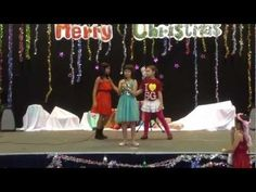 Johanna performing Walk Away without any music to back her up. 2 of her classmates gives some dance support. Many kids running around for distractions (K3-G7), but she still pulls it off pretty good. - YouTube