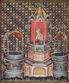 """Roman de la Rose"" of the 14th century. Or about Alexander"