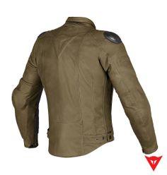 Dainese Leather Jacket Speed Naked Pelle - back