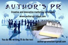 Authors PR promotes literary works, brings more publicity for writers, and exposes their books worldwide. Collaborating closely with the authors, Author PR will obtain more exposure and media coverage for the book and the author via: direct marketing campaign through creative and innovative marketing strategies; digital advertising; public relations; presentation planning and design; authors interviews; pre-launch campaign; and more.