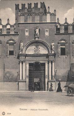 Verona, Palazzo Vescovado