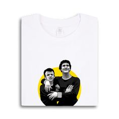 This t-shirt depicts the great Billy Bremner and Jim Baxter in the celebrations after the British Home Championship match which Scotland won after beating England at Wembley in Casual Art, British Home, Football Shirts, Scotland, Sweatshirts, T Shirt, Supreme T Shirt, Tee Shirt, Football Jerseys