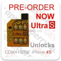 Gevey UltraS for CDMA+GSM iPhone 4S iOS 5.1  http://fufukidirect-online.ebid.net/