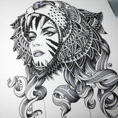 Tigress by BioWorkZ