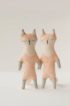 Hey, I found this really awesome Etsy listing at https://www.etsy.com/listing/115203813/sleepy-fox-softie-for-baby-mr-fox