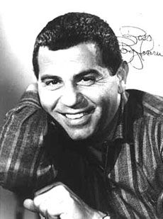 This is another one of my idols. Ross Bagdasarian. If you don't know who he is, he created the Chipmunks as well as the writer of all those old jingles they used to sing like Witch Doctor and such