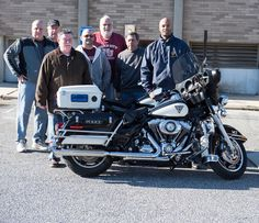 Vineland Police and friends prepare for a somber trip to NYC to pay tribute to a fallen brother. #THINBLUELINE #VPDSTRONG #NYPD