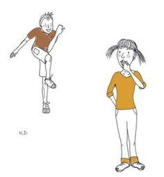 Les activités Brain Gym - Le Petit Brain Gym illustré