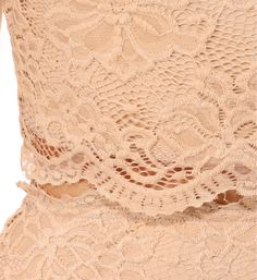 """Nothing beats this elegant two piece dress! Riley features a sleeveless lace bodice with a round neck, a scalloped hem and a full lining. Her full lace skirt features a scalloped elastic waistband and a full lining.Special OccasionFloor lengthApprox. 7"""" side seam* 90% Nylon, 10% SpandexApprox. 48"""" side seam 90% Nylon, 10% SpandexHand wash cold. Do not bleach. Dry clean recommended.*Measured from under the arm to the hem of the garment."""