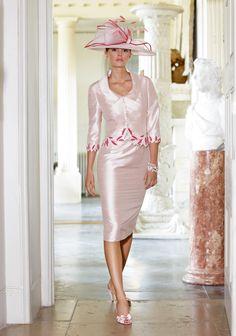 Condici Dress & Jacket 90190, colour Pink.
