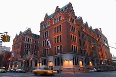 John Jay College of Criminal Justice in New York City and potential college I want to attend. John Jay College, My College, Criminal Justice Careers, Psych Major, College Aesthetic, Nyc Life, York University, School Memories, Do What Is Right