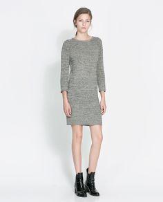 {Zara Sweater Dress}