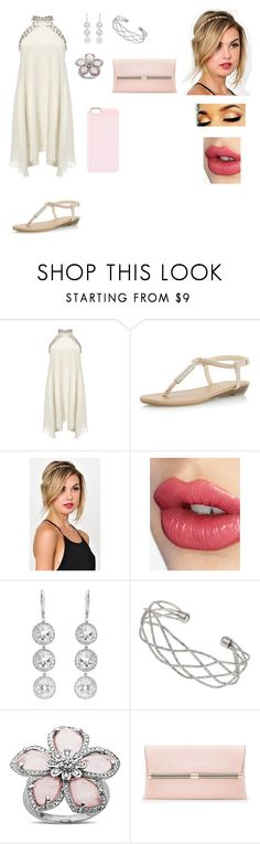 """Perfect Picture"" by natalia-alve-niel ❤ liked on Polyvore featuring Lipsy, Dorothy Perkins, Charlotte Tilbury, Andrea Fohrman, Wallis, Lord & Taylor, Diane Von Furstenberg and Marc by Marc Jacobs"