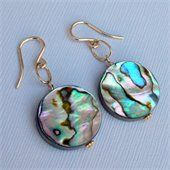 Love the shine of the Abalone.
