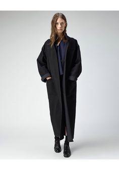 Apiece Apart - Pilar Long Duster Coat