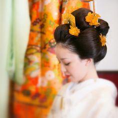 《2015年秋冬》インスタのおしゃれ花嫁さんから学べ!トレンドの 「洋髪スタイル」はこの7タイプ*。 | ZQN♡