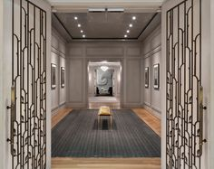 See more of Robert A.M. Stern Architects's 30 Park Place Sales Gallery on 1stdibs