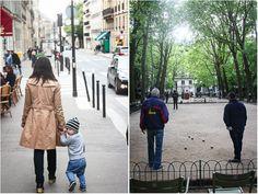 Paris with a Toddler Travelogue