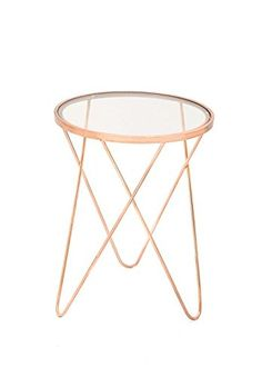 "Deco 79 54730 Metal Glass Accent Table, 18"" x 23"", Copper... https://www.amazon.com/dp/B01EYSPS46/ref=cm_sw_r_pi_dp_x_RX3KybMTFXDN5"