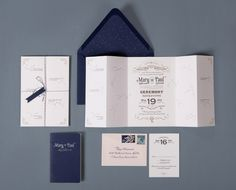 TOKY's @Mary Rosamond Wins Letterpress Award at FPO | TOKY Branding + Design | News #stationery #wedding #paper #letterpress #invitation