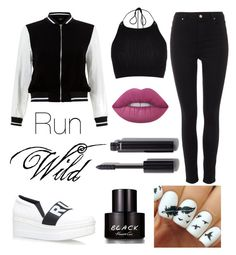 """""""Run wild"""" by clarabellasweet ❤ liked on Polyvore featuring art"""