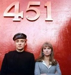 """Fahrenheit 451"" Francois Truffaut"