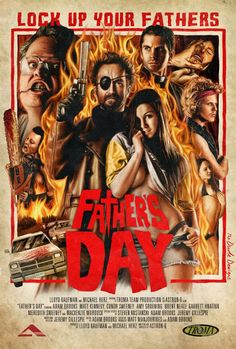 Movie Trailers Galore: Father's Day (2011) Trailer.