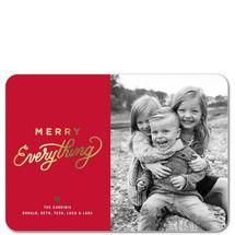 Heartfelt Greetings Photo Holiday Cards